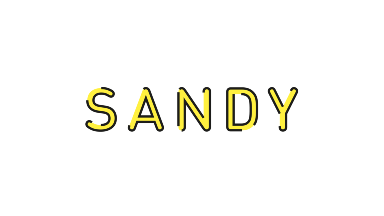 Sandy / Logo